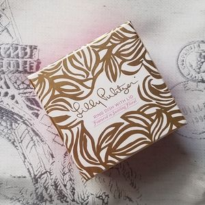 Lilly Pulitzer Ring Dish with Lid.
